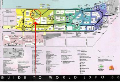 World Expo 88 30 Year Anniversary