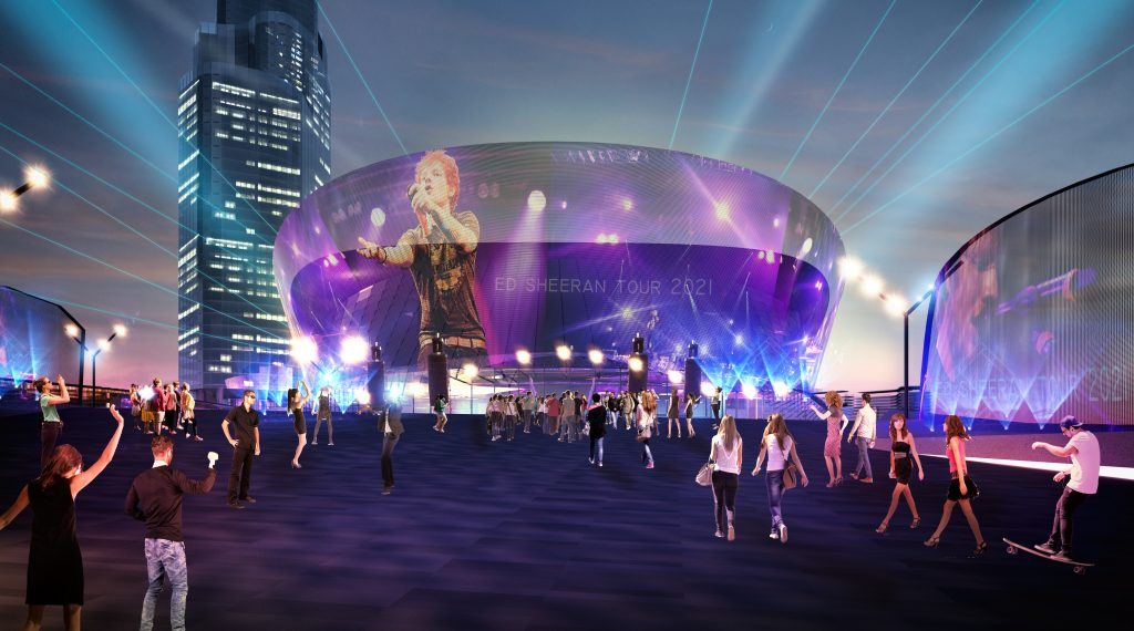 Brisbane Live Entertainment Precinct