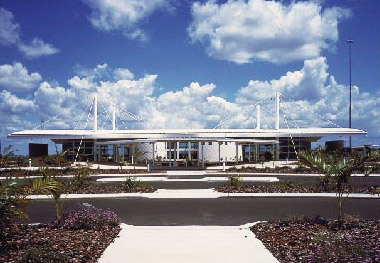 Bundaberg Airport Terminal