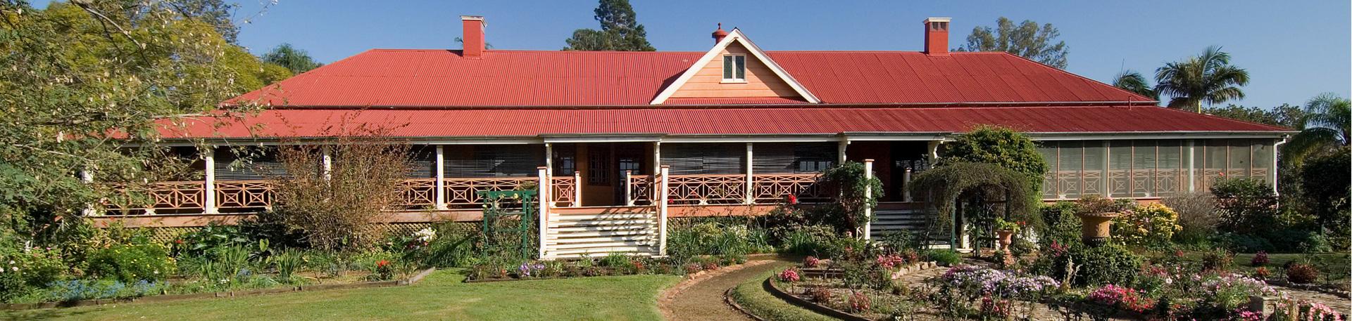 Nindooinbah House