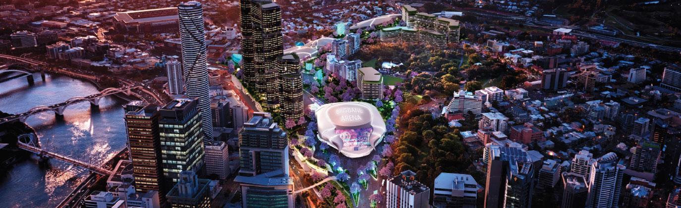 Brisbane Live Arena