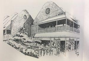 Harolds Posh Cafe Brisbane