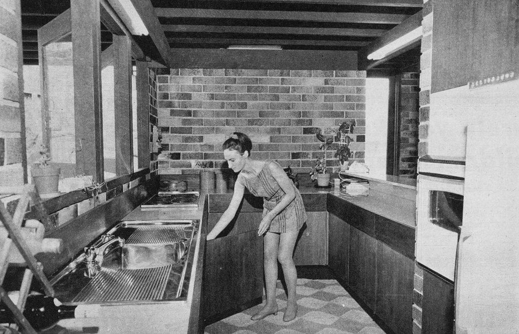 Australian Women's Weekly featured home
