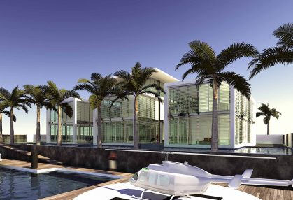 Paradise Waters Residence