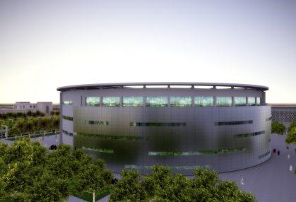Sohar University Library